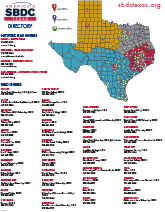 Texas SBDC State Directory